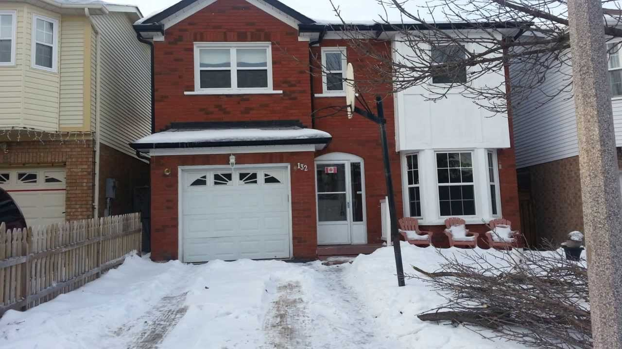 Best 3 Bedroom Semi Detached House To Rent With Basement Torbram Rd Bovaird Brampton Youtube With Pictures