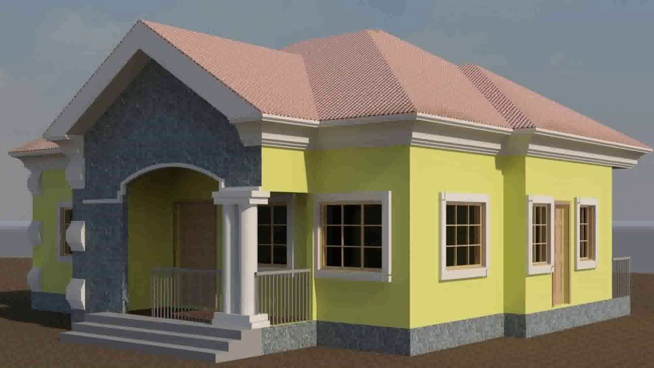 Best 3 Bedroom Flat Plan Drawing In Nigeria Gif Maker With Pictures
