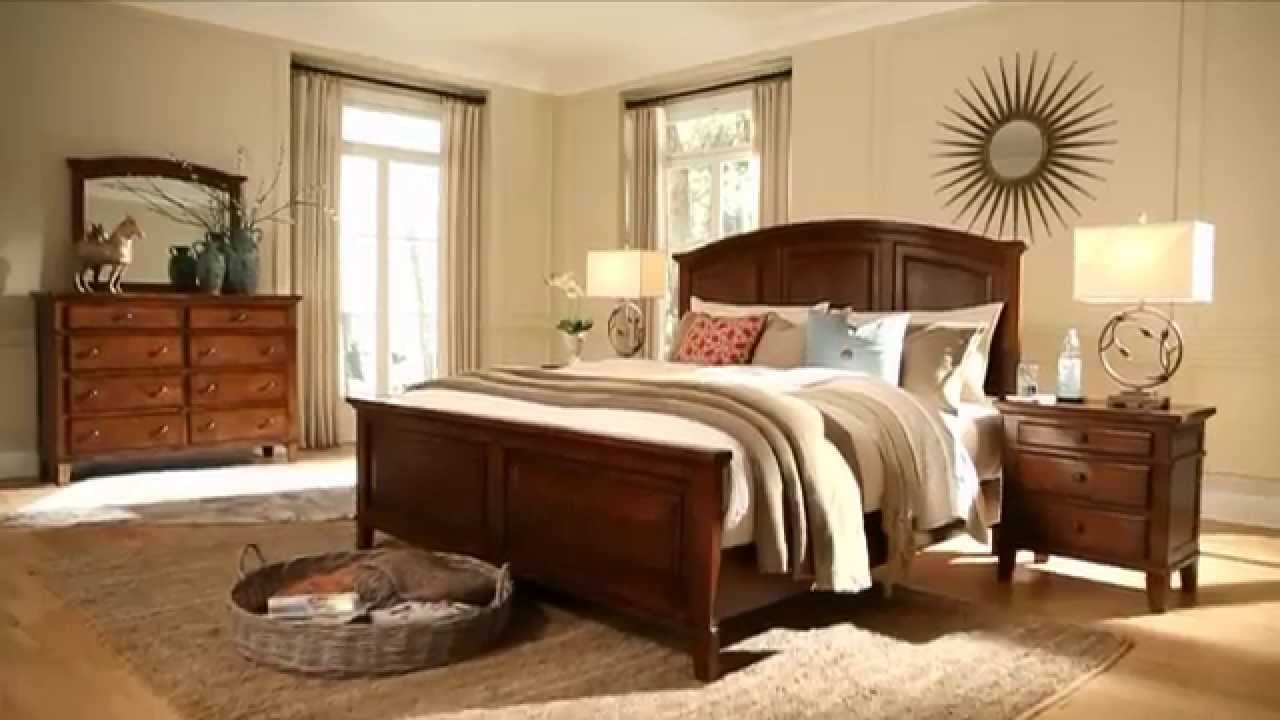 Best Ashley Furniture Homestore Burkesville Panel Bed Youtube With Pictures