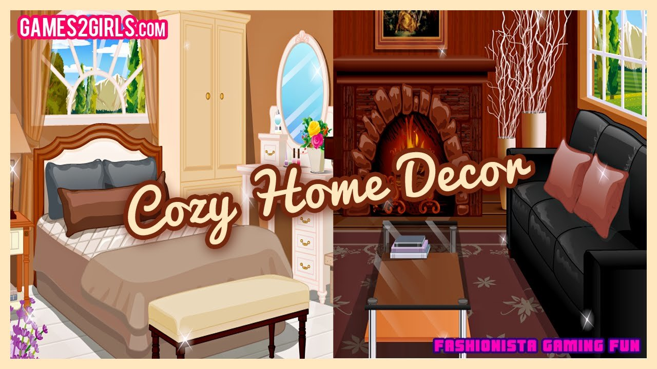 Best Cozy Home Decor Fun Online Decorating Games For Girls With Pictures