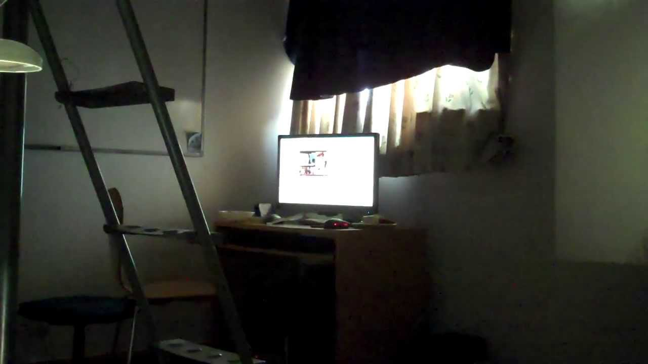 Best Home Made Movie Projector In Bedroom Youtube With Pictures