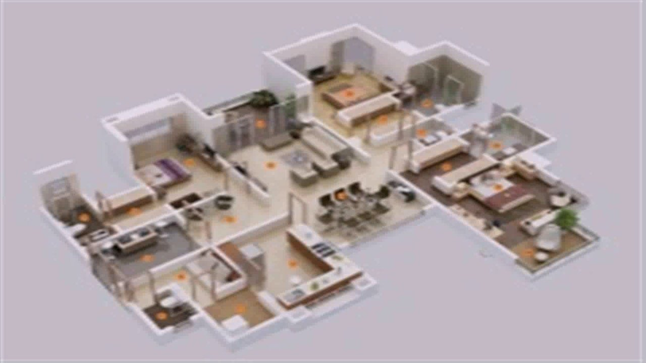 Best Floor Plan 6 Bedroom House Youtube With Pictures