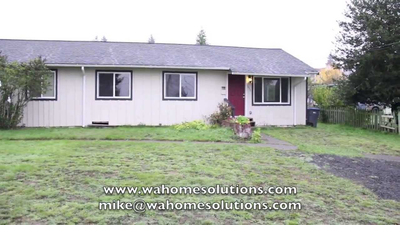 Best 3 Bedroom Remodeled Duplex For Rent 1056 Walnut St Bremerton Wa 98310 Youtube With Pictures