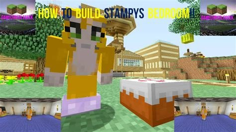 Best How To Build Stampys Bedroom Youtube With Pictures