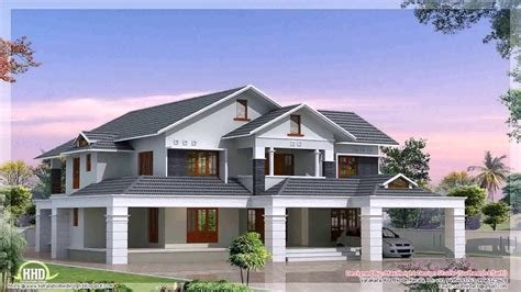 Best 5 Bedroom House Plans 2 Story 3D Youtube With Pictures
