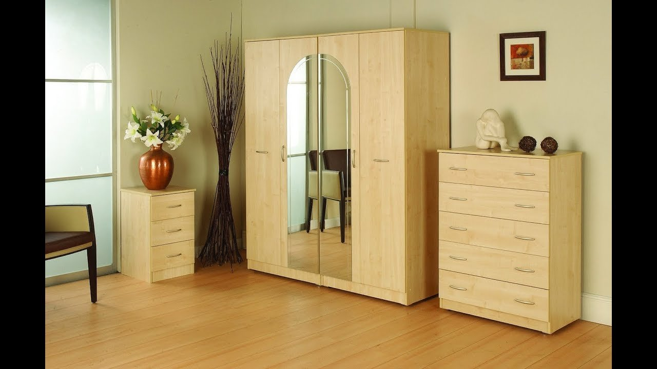Best Modern Bedroom Cupboard Designs Of 2018 Youtube With Pictures