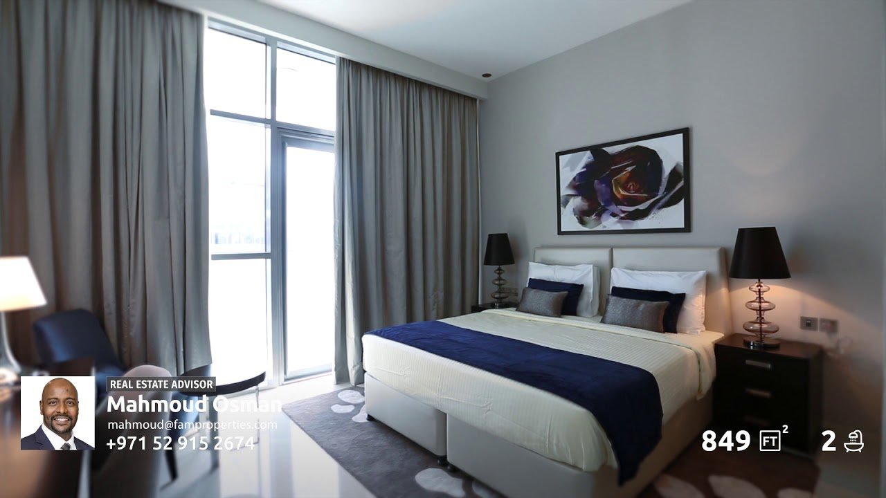 Best 1 Bedroom Apartment For Rent In Akoya Damac Hills Dubai With Pictures