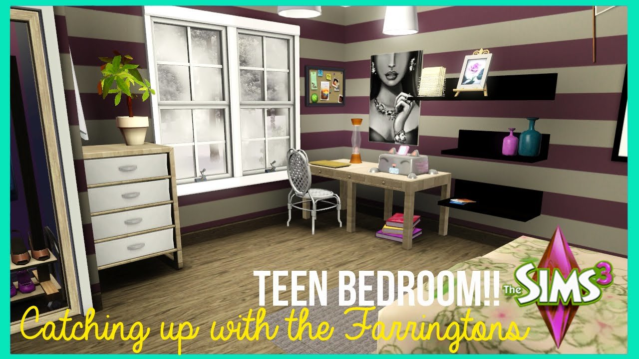 Best The Sims 3 T**N Bedroom Catching Up With The With Pictures