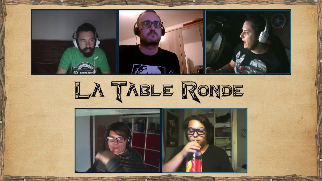 Best Le F Ck Ng Live 2 ║ La Table Ronde Youtube With Pictures