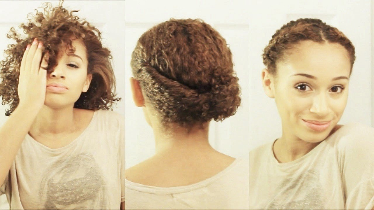 Free 10 Hairstyles For Short Curly Hair Youtube Wallpaper
