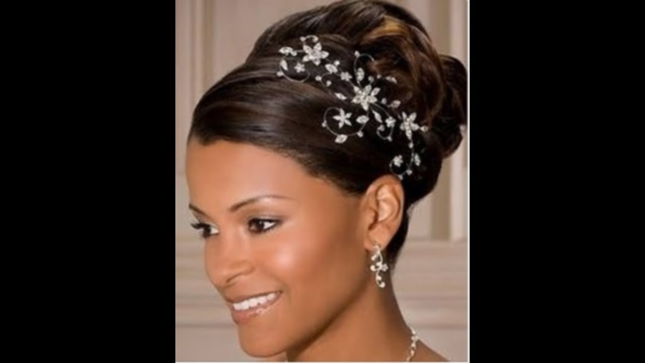 Free 50 Wedding Hairstyles For Nigerian Brides And Black Wallpaper