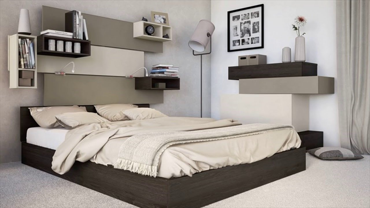 Best Modern Bed Designs In India 2018 Youtube With Pictures
