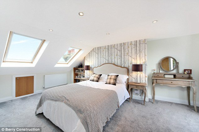 Best The Only Way Is Up With A Loft Conversion Adding Light With Pictures