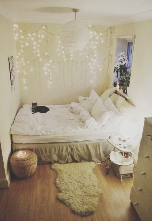 Best 23 Cool String Lights Ideas For Your Bedroom Shelterness With Pictures