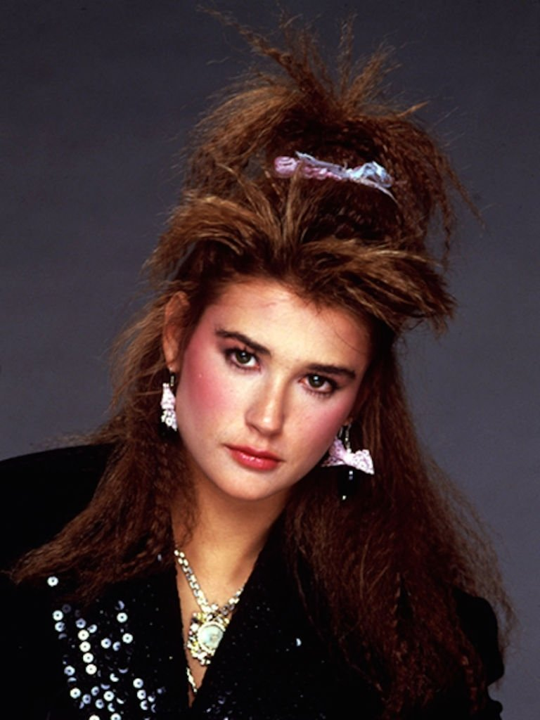 Free 15 Best Collection Of 80S Hair Updo Hairstyles Wallpaper