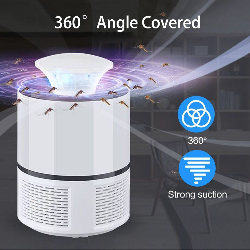 Best Anti Mosquito Electric Silent Bug Zapper Jojobay Store With Pictures