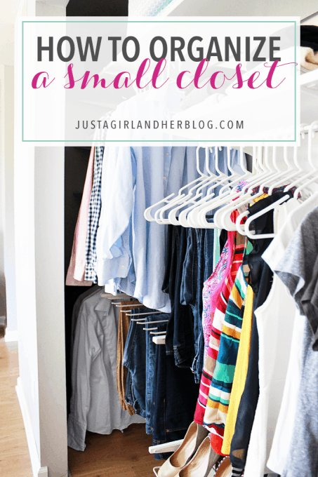Best How To Organize A Small Closet Abby Lawson With Pictures