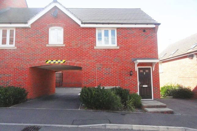 Best Copgrove Clos Hamilton Leicester Le5 2 Bedroom Semi With Pictures