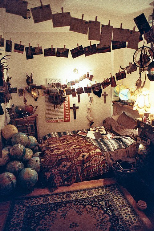 Best Hipster Bedroom Decor Tumblr With Pictures