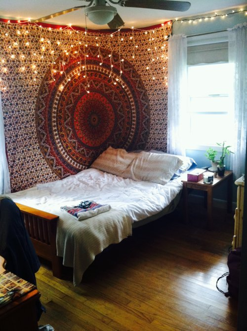Best Bedroom Room Tapestry Tumblr With Pictures