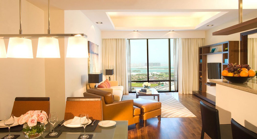 Best 3 Bedroom Hotel Apartment Fraser Suites Dubai With Pictures