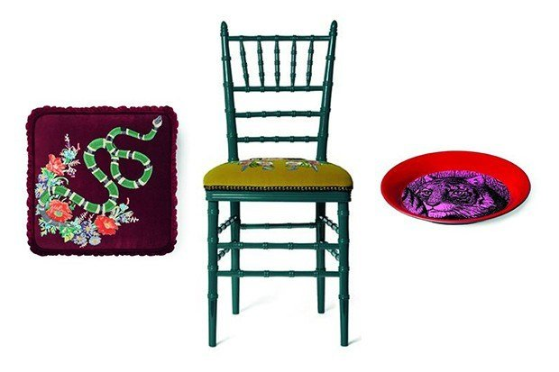 Best See Gucci S New Home Decor Line With Pictures