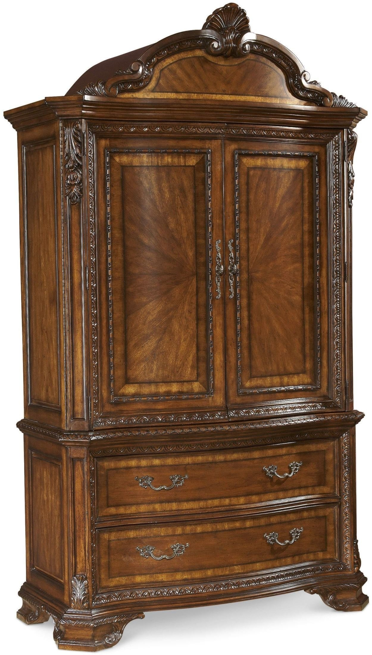 Best Old World Estate Bedroom Set From Art 143155 Coleman With Pictures