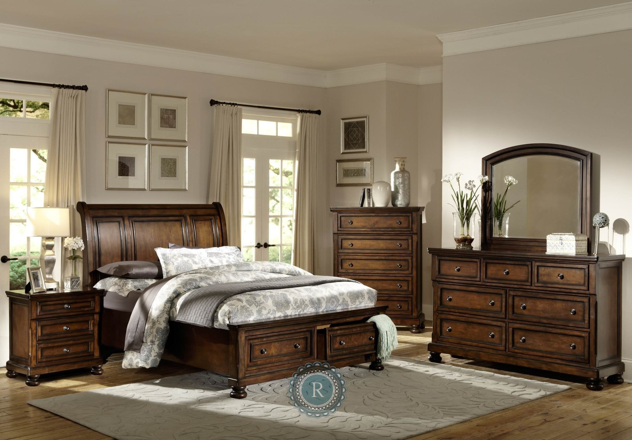 Best Cumberland Platform Storage Bedroom Set From Homelegance With Pictures