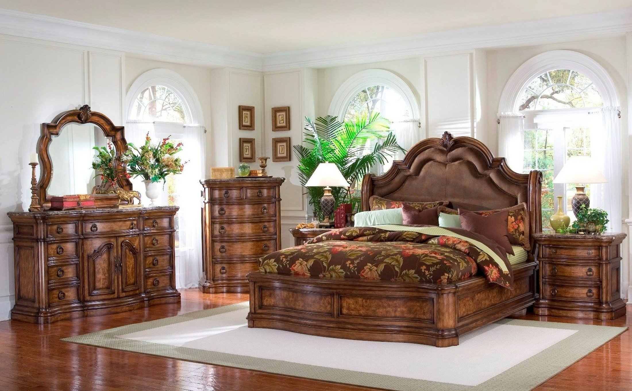 Best San Mateo Sleigh Bedroom Set From Pulaski 662170 662171 With Pictures