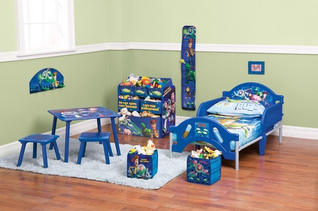 Best Win An Entire Toy Story Toddler Bedroom Set Family Movie Tickets Dada Rocks With Pictures