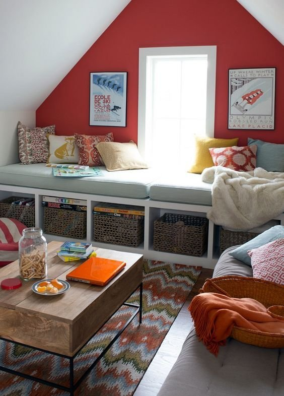 Best 20 Clever Storage Ideas For Your Attic Hative With Pictures