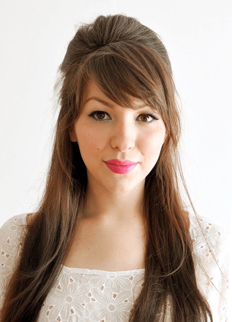 Free 50 Gorgeous Side Swept Bangs Hairstyles For Every Face Shape Wallpaper
