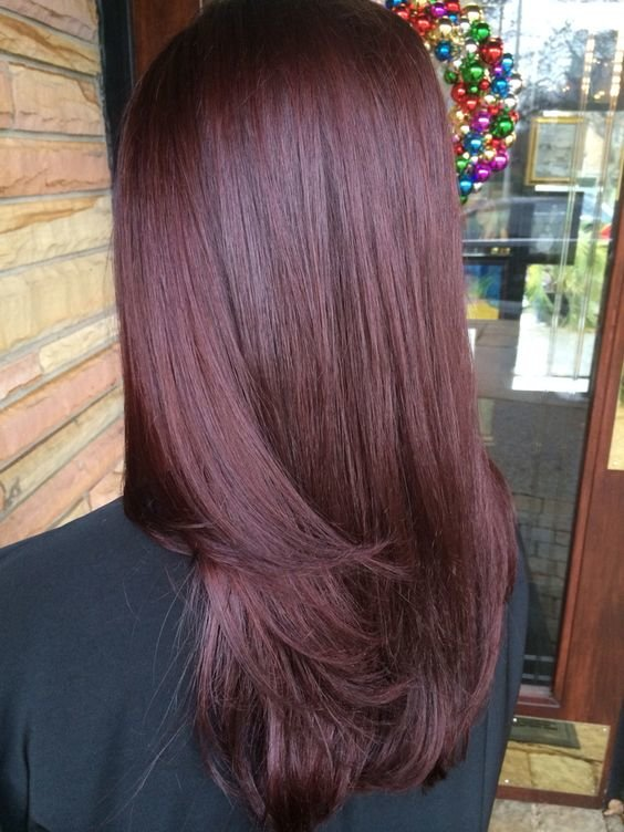 Free 36 Intensely Cool Red Mahogany Hair Color Ideas Wallpaper
