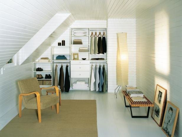 Best Maximum Home Value Storage Projects Attic Hgtv With Pictures