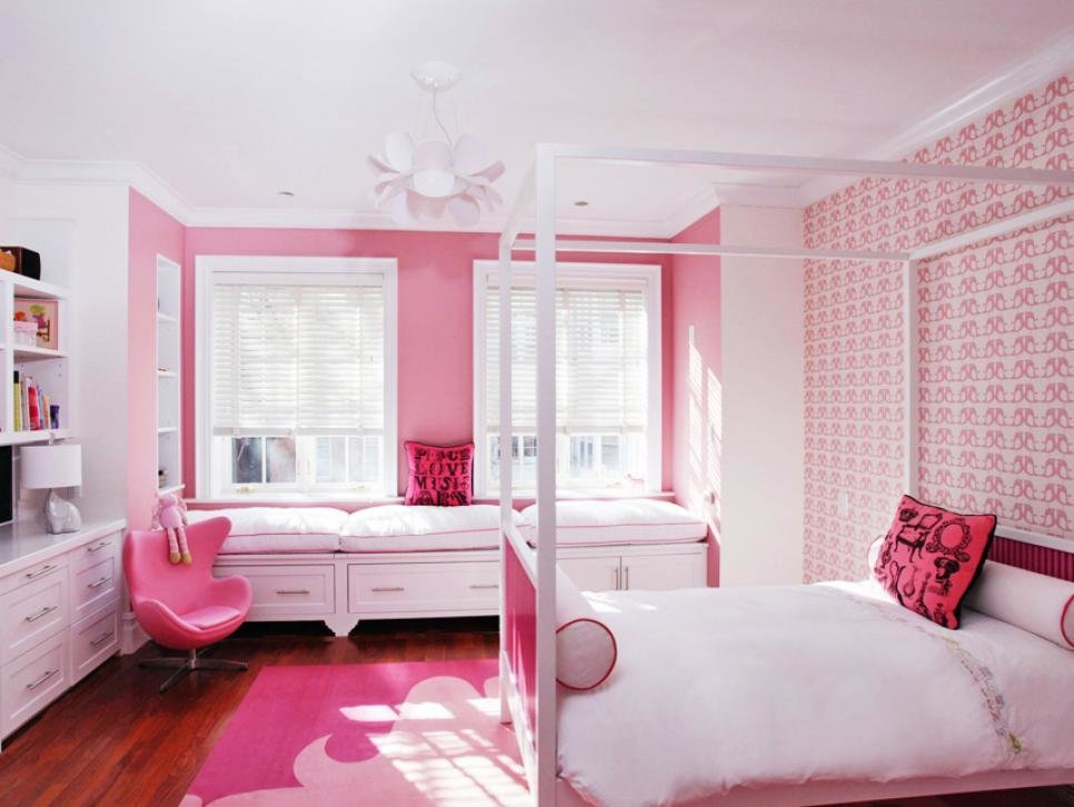 Best Pink Bedrooms Pictures Options Ideas Hgtv With Pictures