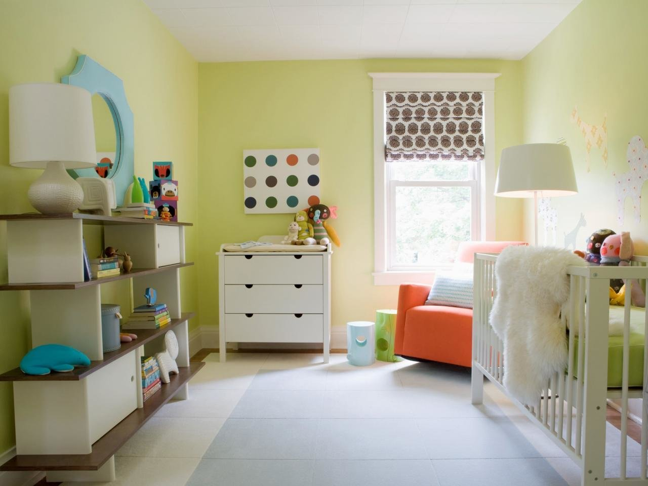 Best Nursery Color Schemes Pictures Options Ideas Hgtv With Pictures