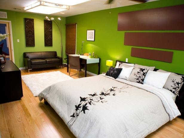 Best Green Bedrooms Pictures Options Ideas Hgtv With Pictures