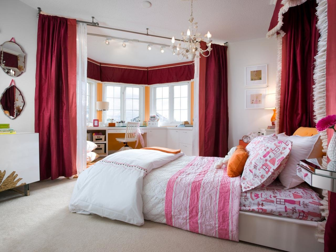Best Candice Olson S Princess Perfect Little Girl S Room Hgtv With Pictures