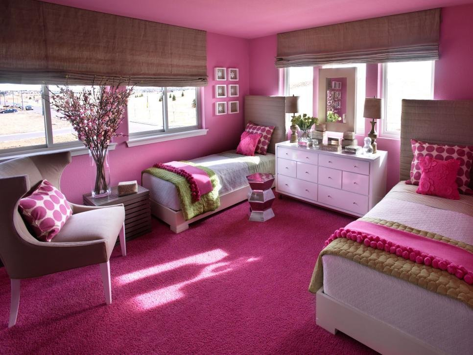 Best Bold And Beautiful Bedrooms Hgtv With Pictures