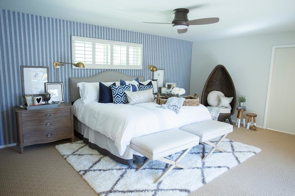 Best Designer Showcase 40 Master Bedrooms For Sweet Dreams Hgtv With Pictures