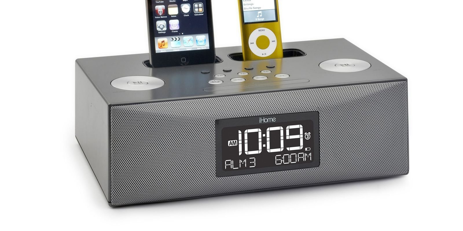 Best Ihome Dual Dock Ipod Alarm Clock Radio Review With Pictures