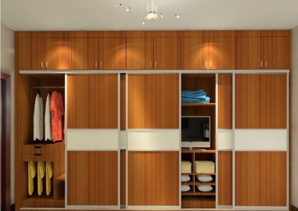 Best Modern Wall Wardrobe Almirah Designs Hometriangle With Pictures