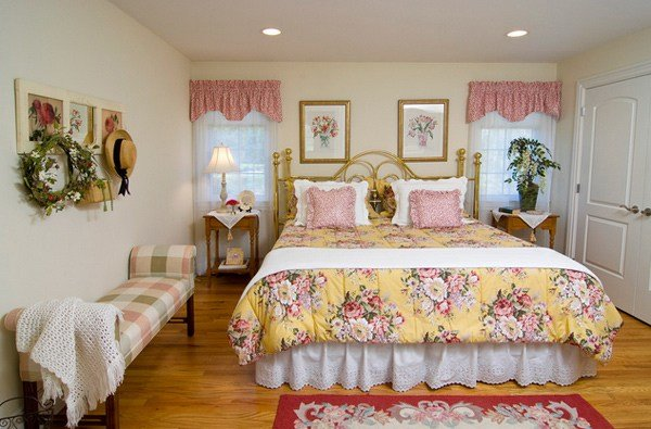 Best 15 Pretty Country Inspired Bedroom Ideas Home Design Lover With Pictures