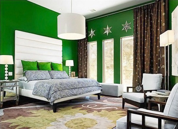 Best 15 Refreshing Green Bedroom Designs Home Design Lover With Pictures
