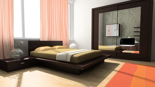 Best Tips In Decorating Small Bedrooms Home Design Lover With Pictures