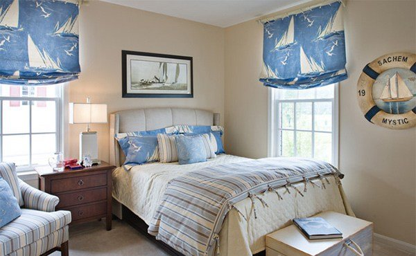 Best Sail On With 15 Nautical Themed Bedrooms Home Design Lover With Pictures