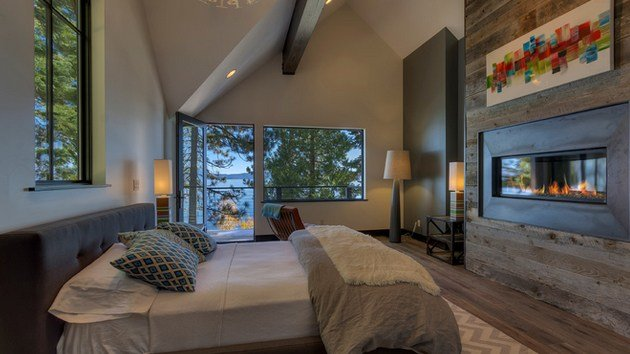 Best 16 Ideas For Contemporary Bedrooms With Fireplace Home With Pictures