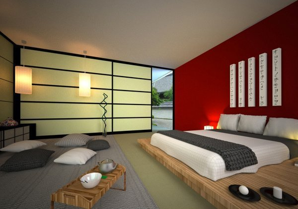 Best Embrace Culture With These 15 Lovely Japanese Bedroom With Pictures