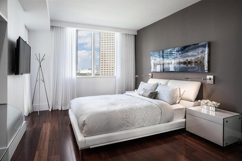Best 22 Stunning And Neat White Condo Bedrooms Home Design Lover With Pictures