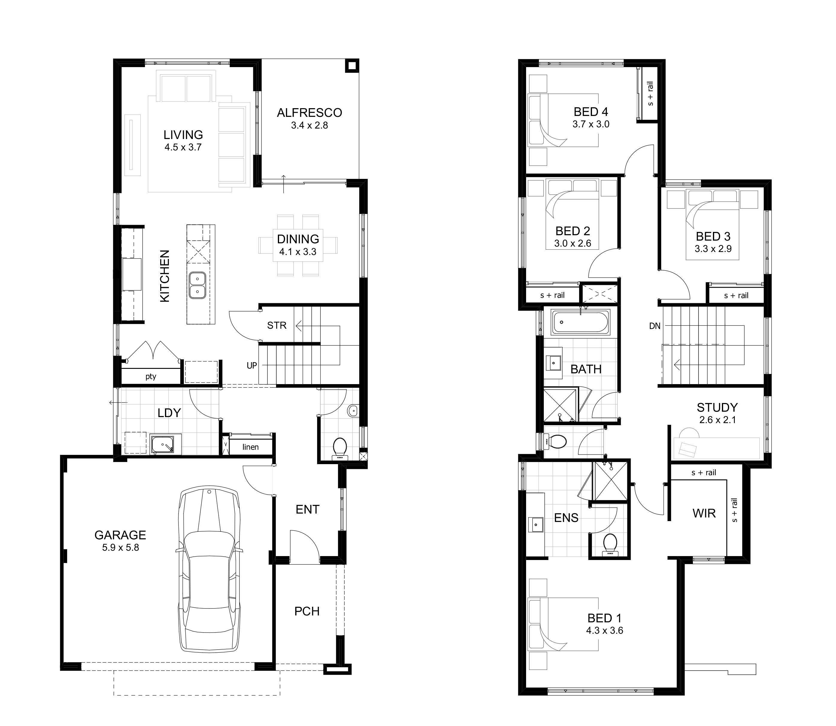 Best 8 Bedroom House Floor Plans Fresh 5 Bedroom House Designs Perth Double Storey Cottage House Plans With Pictures